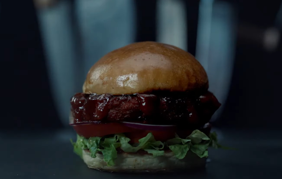 Oumph! – Plant based Human Meat Burger – Octubre 2021