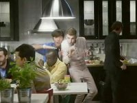 Ikea – You'll Always Find Me In The Kitchen At Parties Octubre 2010